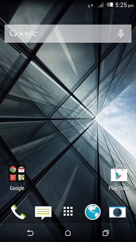 HTC Desire 816G screenshot (2)