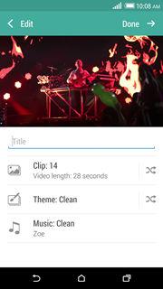 HTC Zoe 3
