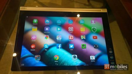 Lenovo Yoga Tablet 2 first impressions 27