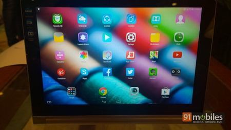 Lenovo Yoga Tablet 2 first impressions 28