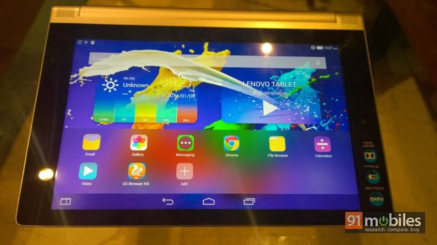 Lenovo Yoga Tablet 2 first impressions 34