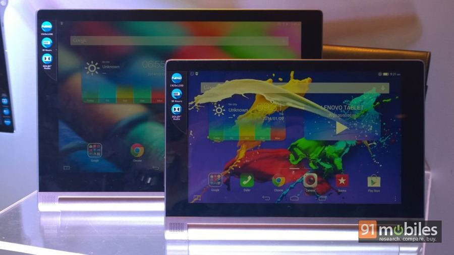 Lenovo Yoga Tablet 2 first impressions 39