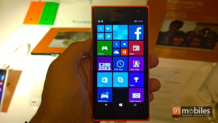Lumia 730 first impressions 04