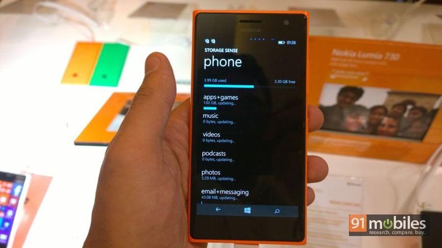 Lumia 730 first impressions 13