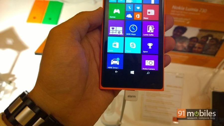 Lumia 730 first impressions 17
