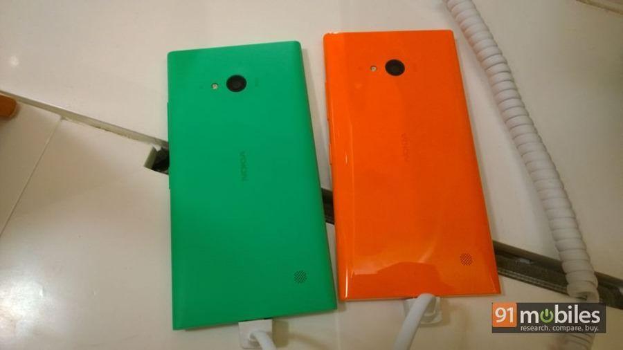 Lumia 730 first impressions 28