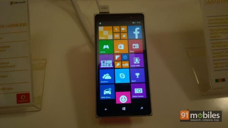 Lumia 830 first impressions 02