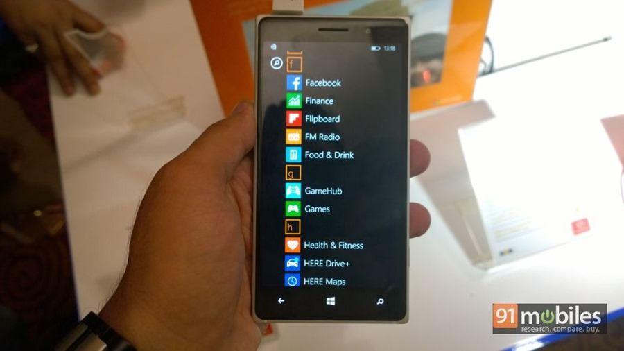 Lumia 830 first impressions 12