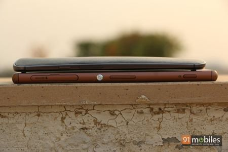 Moto X (2nd-gen) vs Sony Xperia Z3 05
