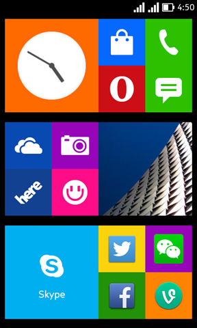 Nokia X2 screenshot (2)