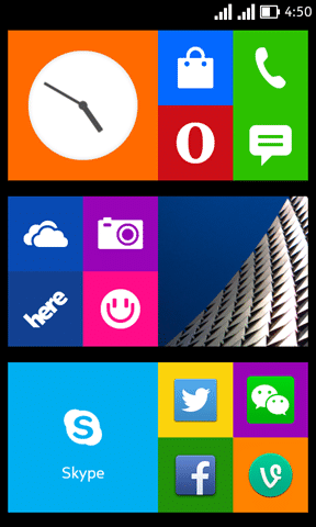 Nokia X2 screenshot (2)