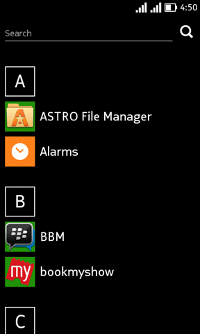 Nokia X2 screenshot (3)
