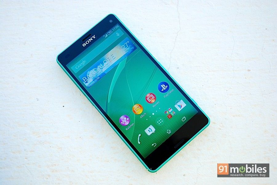 Sony Xperia Z3 Compact_display_3
