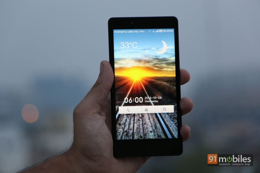 Xiaomi Redmi Note review 007