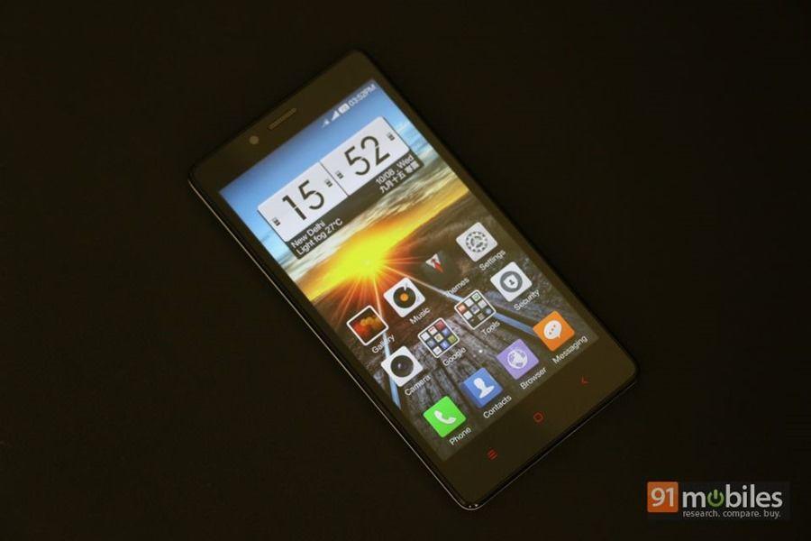 Xiaomi Redmi Note review 05