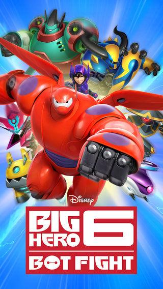 Big Hero 6 Bot Fight_1