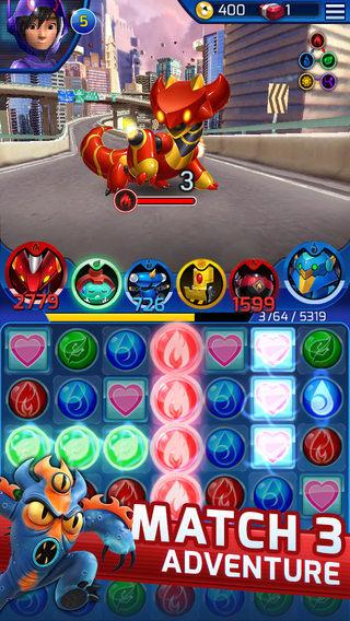 Big Hero 6 Bot Fight_3