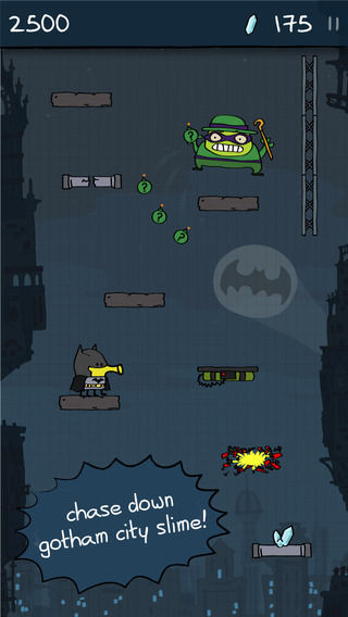 Doodle Jump DC Superheroes_1