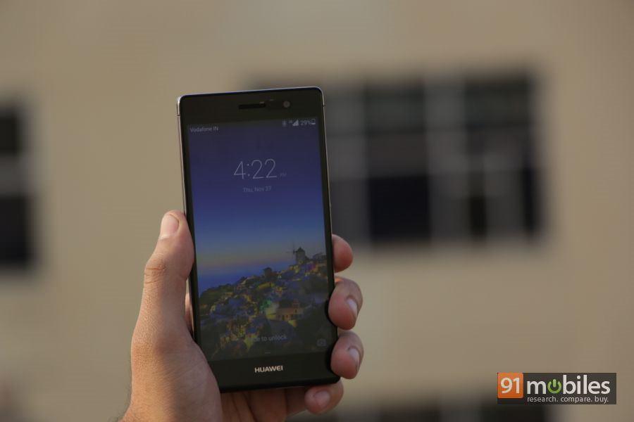 Huawei Ascend P7 review | 91mobiles com