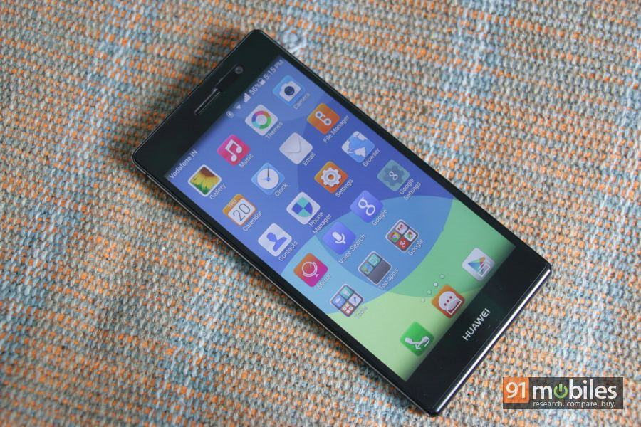 Huawei Ascend P7 first impressions 06