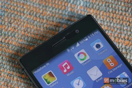Huawei Ascend P7 first impressions 07