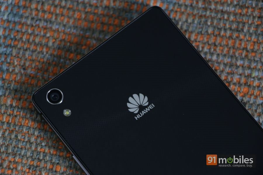 Huawei Ascend P7 first impressions 10