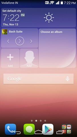 Huawei Ascend P7 screenshot (3)