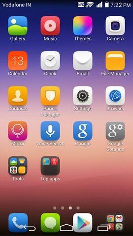 Huawei Ascend P7 screenshot (4)