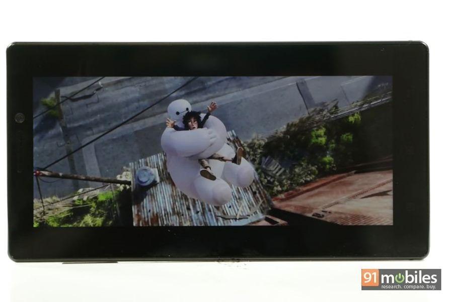 Lenovo Vibe Z2 Pro display 02