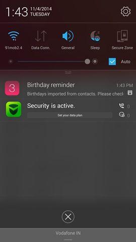 Lenovo Vibe Z2 Pro screenshot (12)