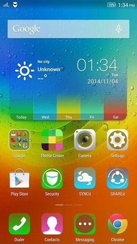 Lenovo Vibe Z2 Pro screenshot (2)