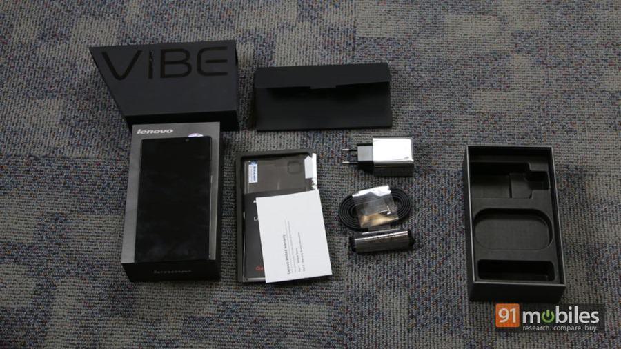 Lenovo Vibe Z2 Pro unboxing 03