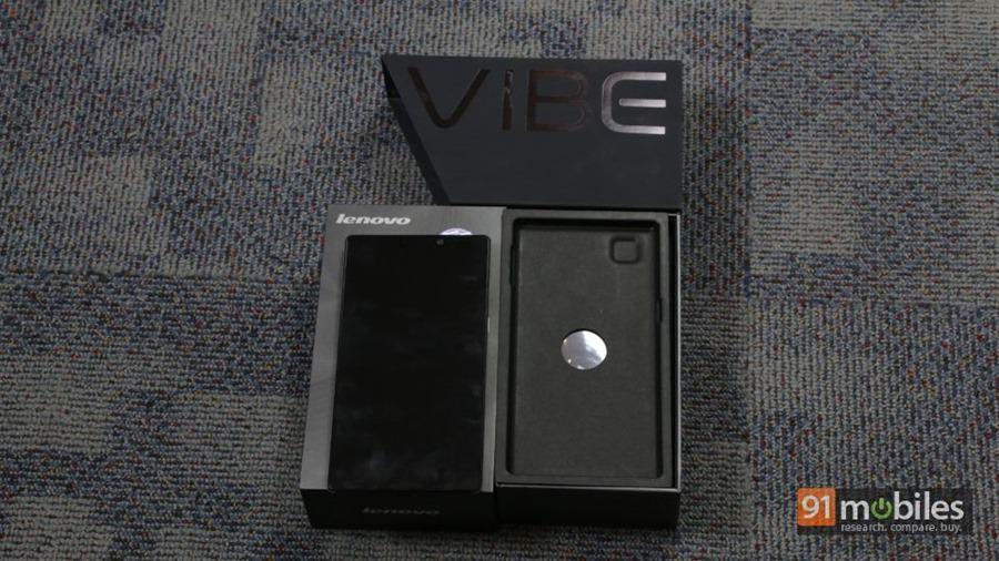 Lenovo Vibe Z2 Pro unboxing 07