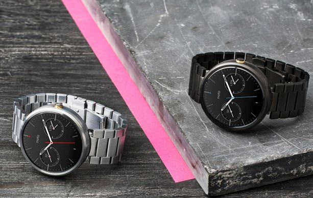 Moto 360 gets new watch straps, watch faces and fitness