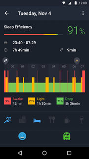 Sleep Better with Runtastic 2