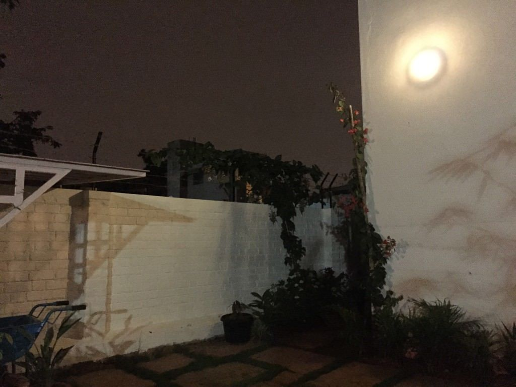 iPhone 6 camera review_night shot