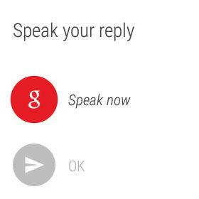 Android Wear Screenshot 10