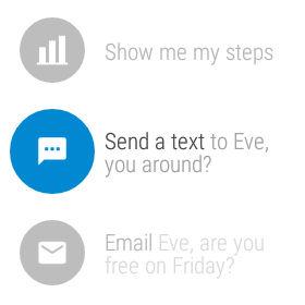 Android Wear Screenshot 35