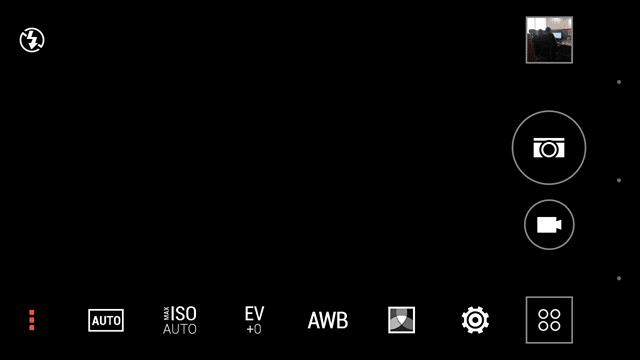 HTC Eye Experience camera app (1)