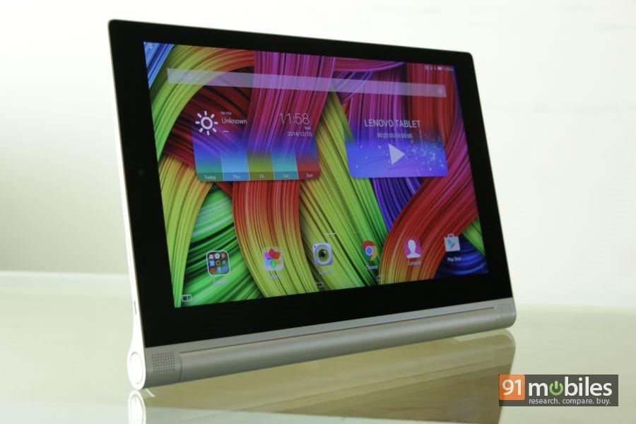 Lenovo Yoga Tablet 2 (10) review 06