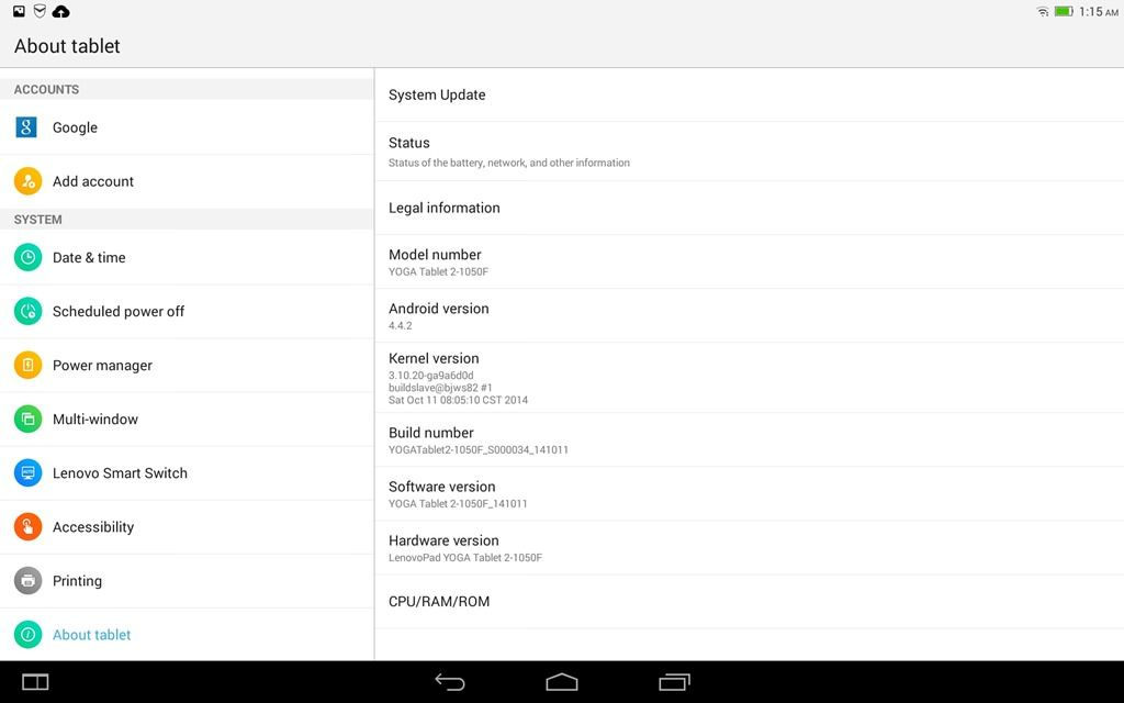 how to change default launcher in android 4.4.2