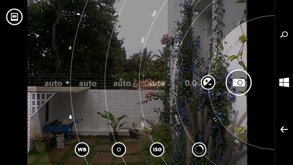Microsoft Lumia 535_camera app