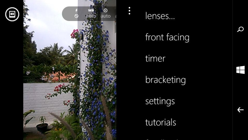 Microsoft Lumia 535_camera app_2