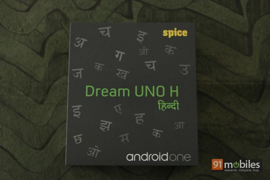 Spice Dream UNO H unboxing and first impressions 14