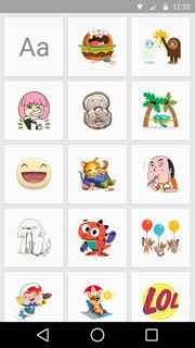 Stickered for Messenger 3