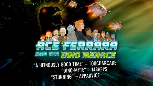 Ace Ferrara & The Dino Menace_1