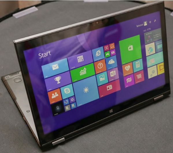 Lenovo LaVie Z convertible