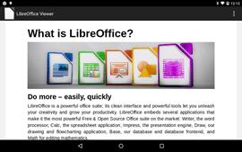 LibreOffice Viewer 1