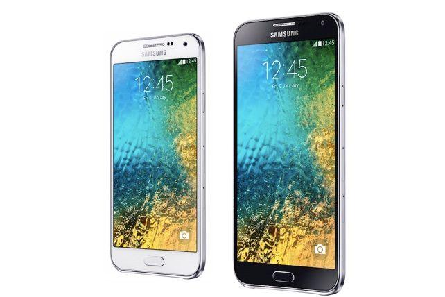 Samsung Galaxy E5-E7