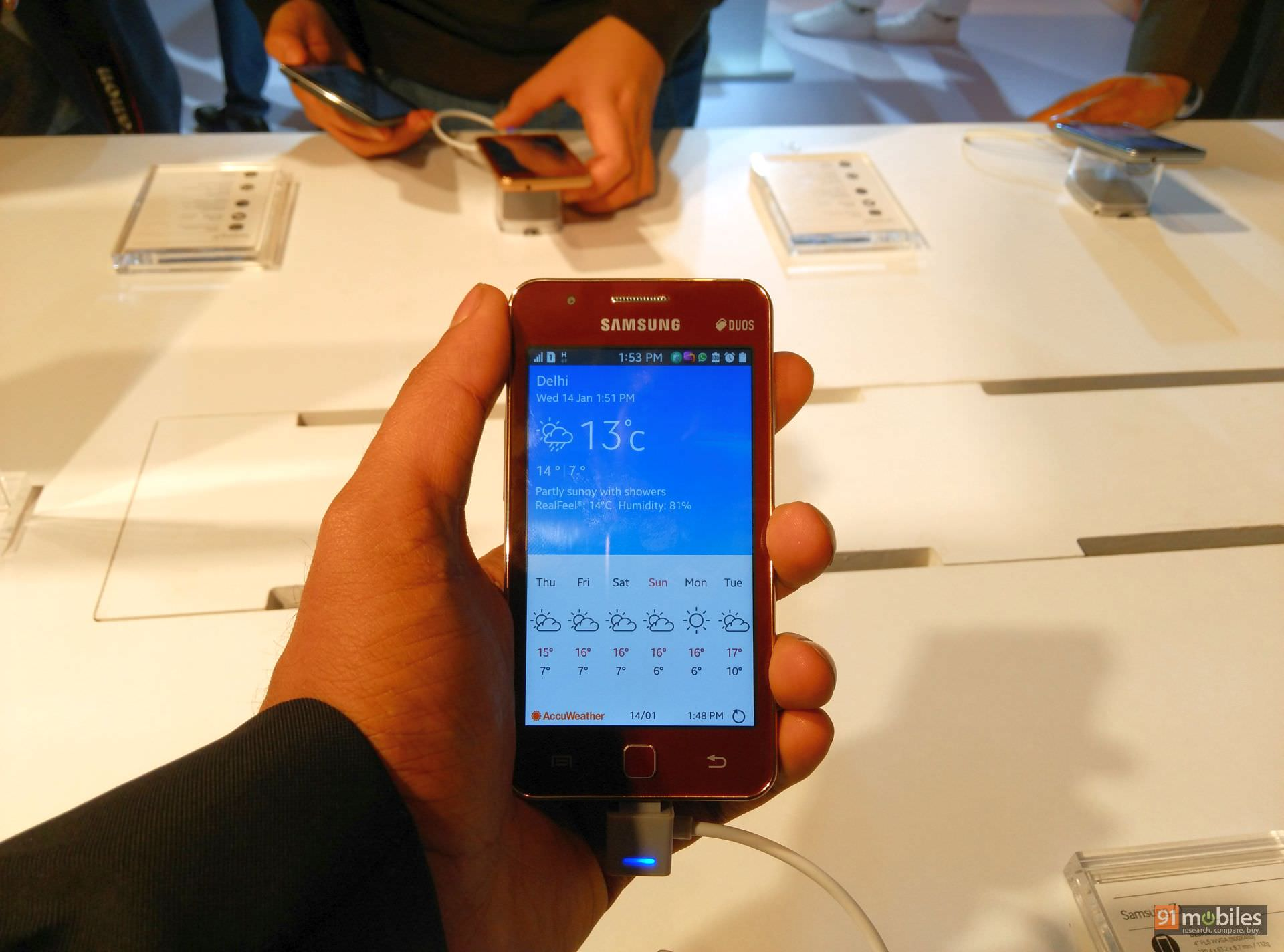 Samsung Z101
